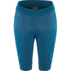 Craft Rise Cycling Shorts Women blue